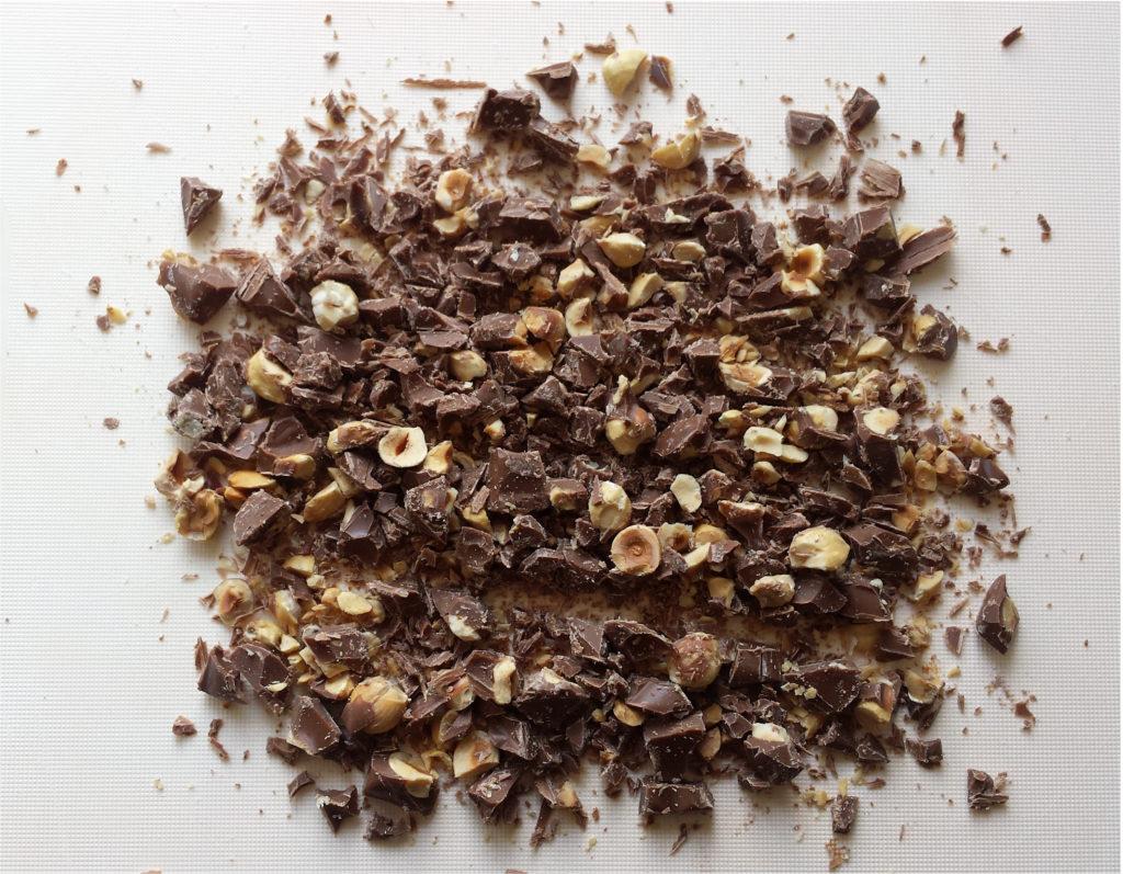 czekolada z okienkiem