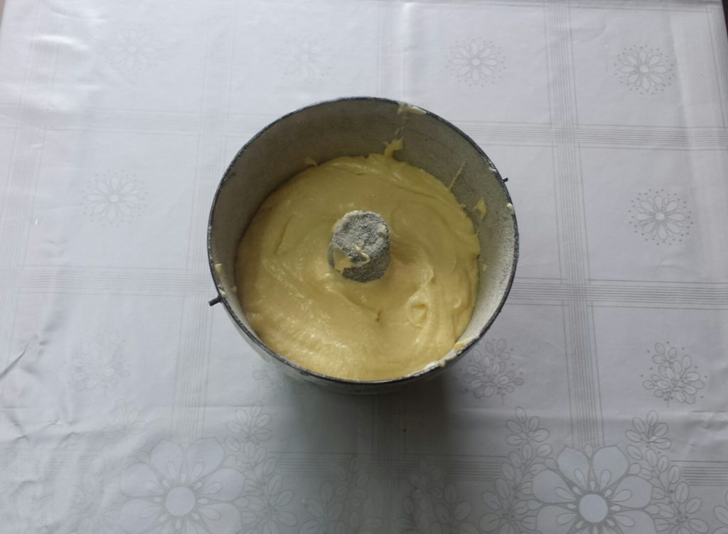 babka gotowana
