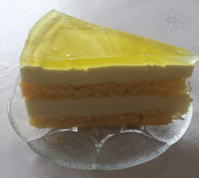 Cytrynka – orzeźwiające, cytrynowe ciasto