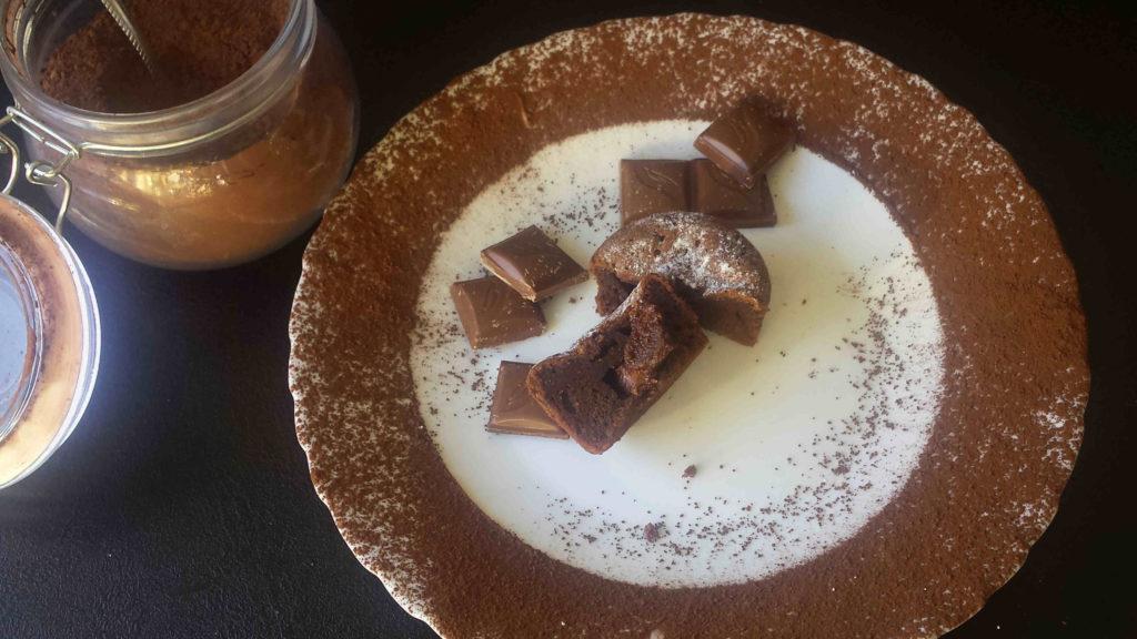 czekoladowe babeczki