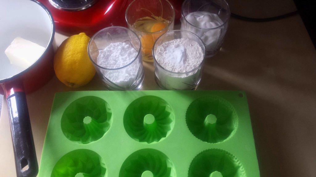 babeczki jogurtowo-cytrynowe