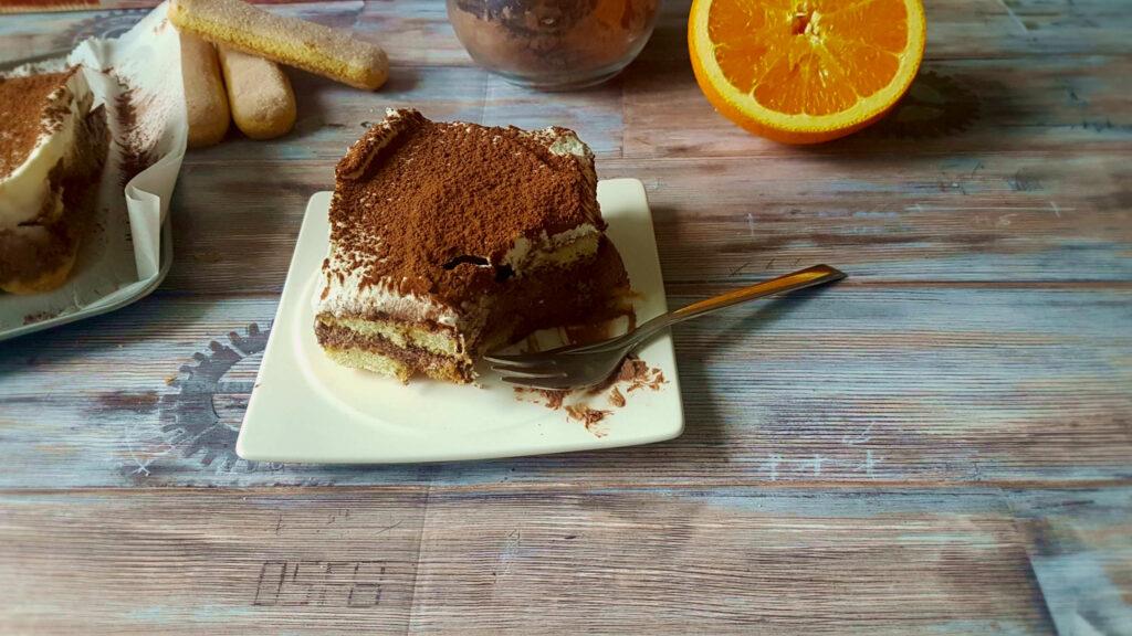 czekoladowo-pomarańczowe tiramisu